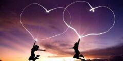 محبة وتهييج على ورق